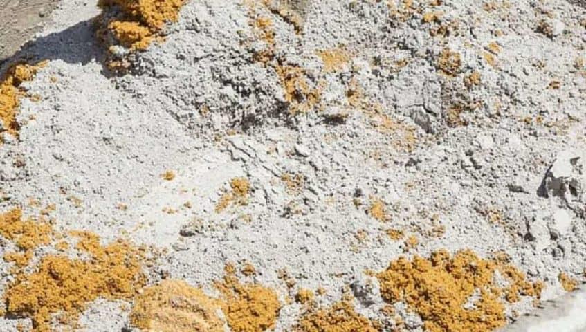 Зачем нужен песок в цементе?