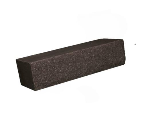 Чёрный колотый Ложок одинарный М250, Тула 250x95x65