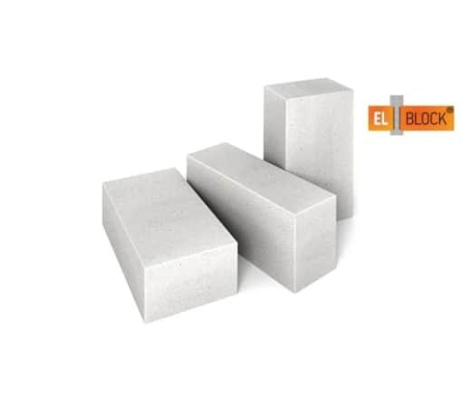 Газосиликатные блоки El Block