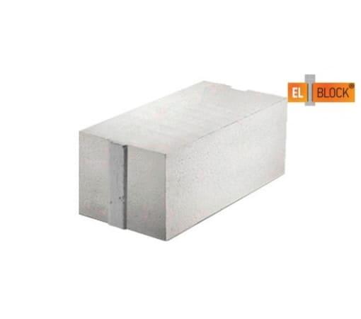Газосиликатные пазогребневые блоки 600x250x115 El Block