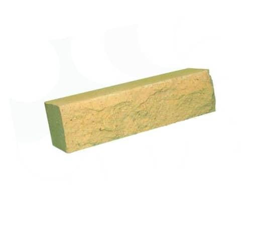 Жёлтый колотый Ложок-Тычек Американка М250, Тула 250x60x65