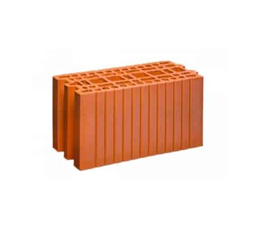 Крупноформатный керамический блок, Гжель 200 мм