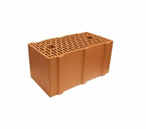 Крупноформатный керамический блок, Гжель